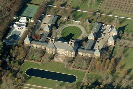 Les Wexner's House. Most expensive home in Columbus, Ohio.